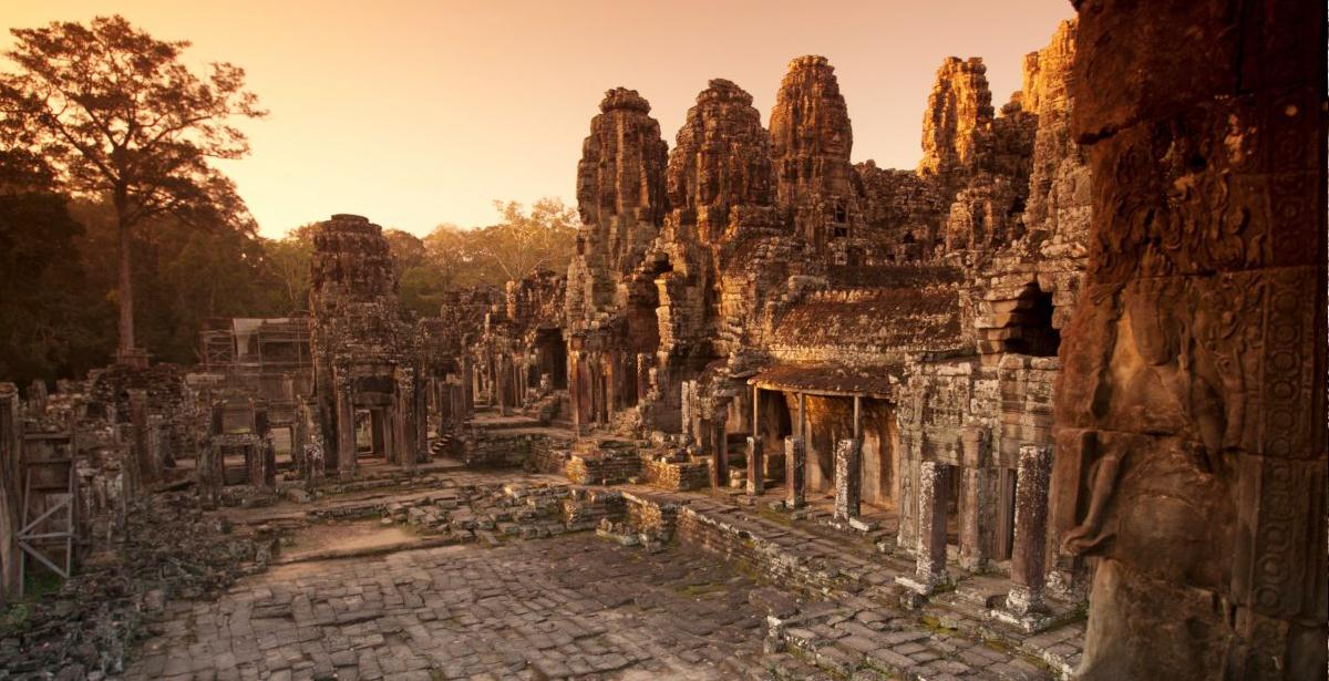 Angkor Thom Temple Sunrise and Sunset | Angkor Tour Guides