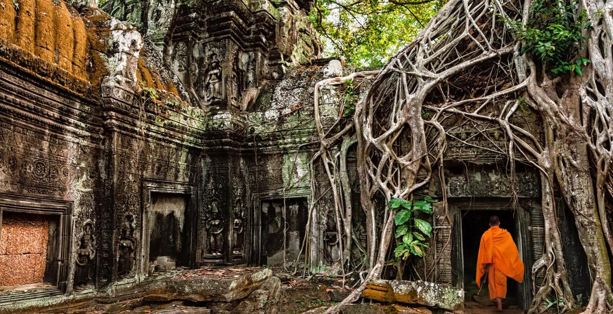 Ta Prohm Temple | Angkor Tour Guides