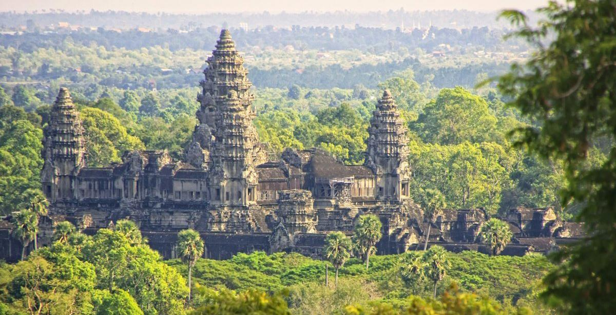 Angkor Wat Temple Top | Angkor Tour Guides