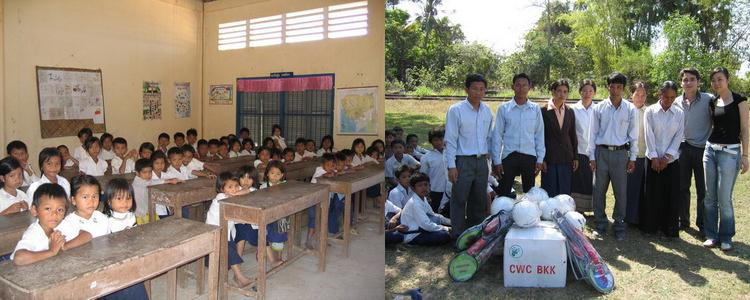 Child Aid Program for Educations