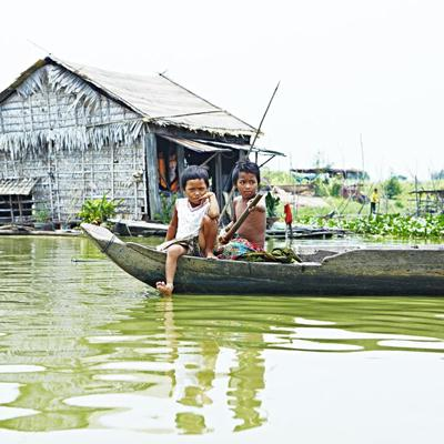 Tonle Sap Lake Boat Cruise